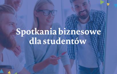 13XII – spotkania biznesowe dla studentów